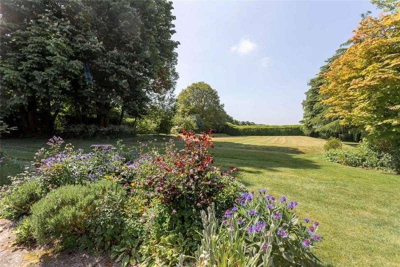 5 Bedrooms Detached House for sale in Kelston Road, Little Bedwyn, Marlborough, Wiltshire, SN8