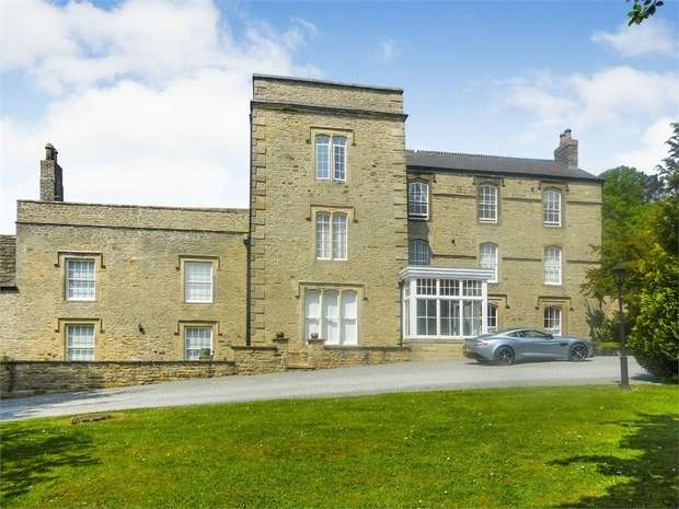 2 Bedrooms Flat for sale in The Towers, Witton le Wear, Bishop Auckland, Durham