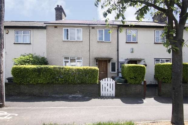 3 Bedrooms Terraced House for sale in Billet Road, Walthamstow, London