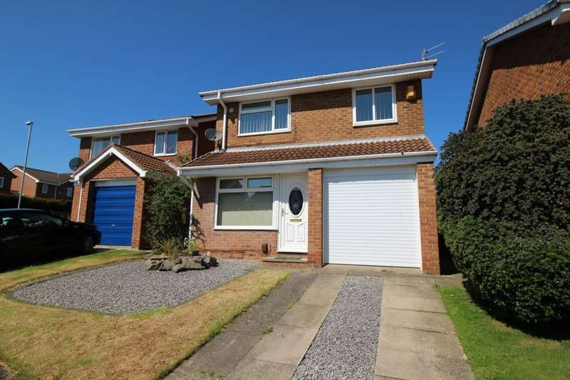 3 Bedrooms Detached House for sale in Troon Avenue, Darlington, DL1