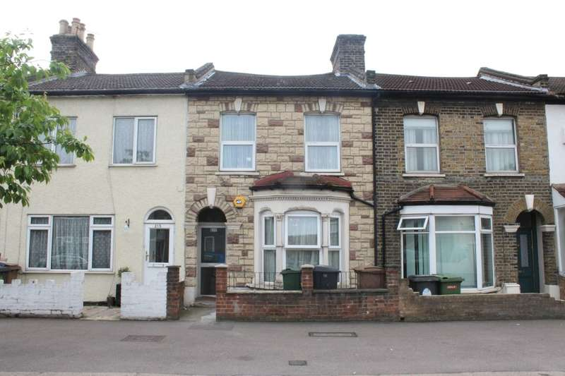 3 Bedrooms Property for sale in Crownfield Road, Stratford, London, E15