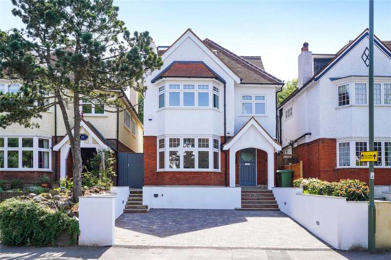 5 Bedrooms Detached House for sale in Portsmouth Road, Thames Ditton, Surrey, KT7