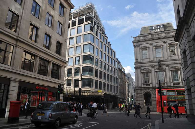 Retail Property (high Street) Commercial for rent in Basinghall Street, London, EC2
