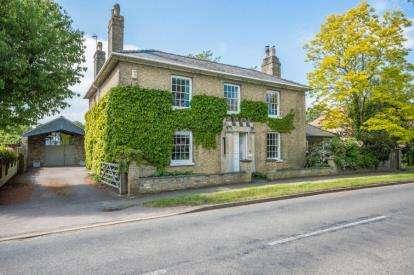 5 Bedrooms Detached House for sale in Landbeach, Cambridge
