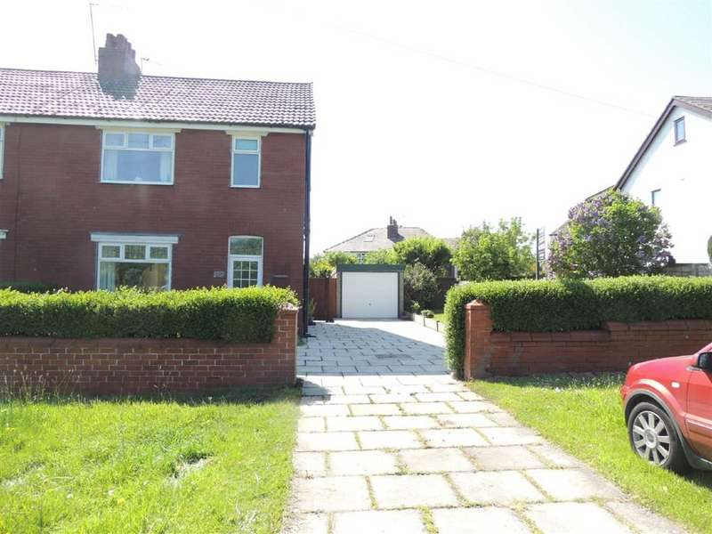 3 Bedrooms Semi Detached House for sale in Windlehurst Road, Marple, Stockport