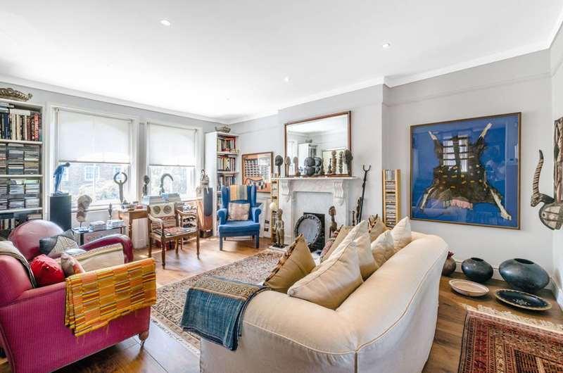 2 Bedrooms Flat for sale in Parkhill Road, Belsize Park, NW3