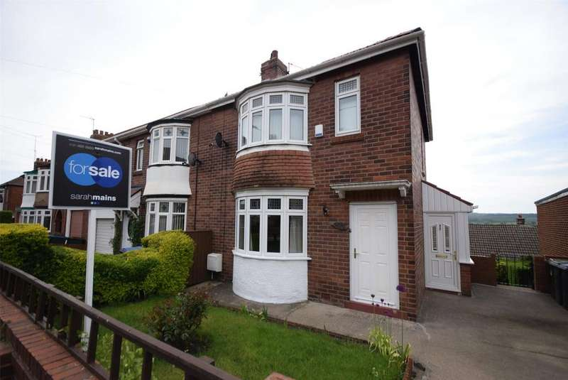 2 Bedrooms Semi Detached House for sale in Consett