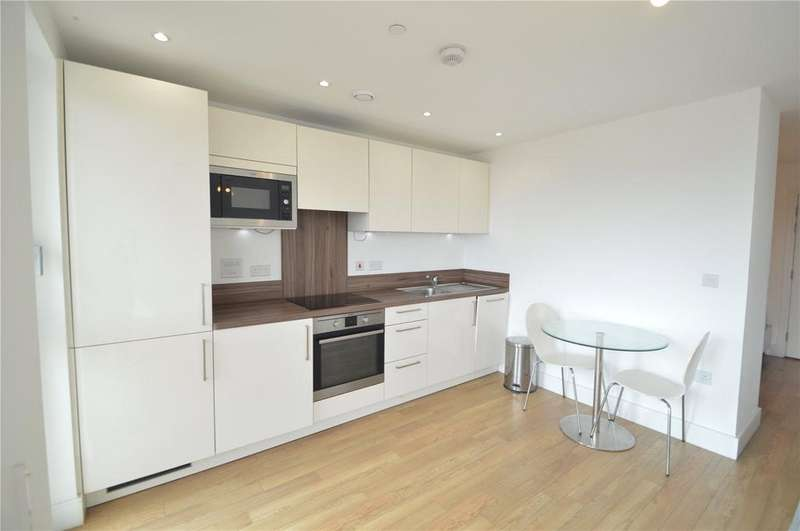 Studio Flat for sale in Ivy Point, 5 Hannaford Walk, Bromley-By-Bow, London, E3