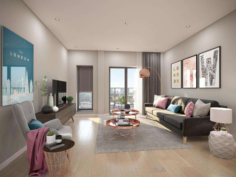 1 Bedroom Apartment Flat for sale in Apartment 10, Copper Works, E17