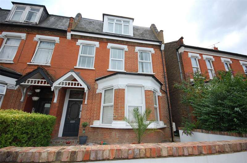 2 Bedrooms Flat for sale in Woodhouse Road London