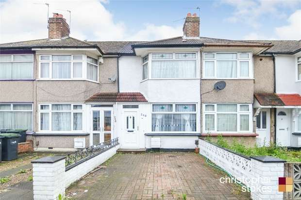 2 Bedrooms Terraced House for sale in Nightingale Road, LONDON