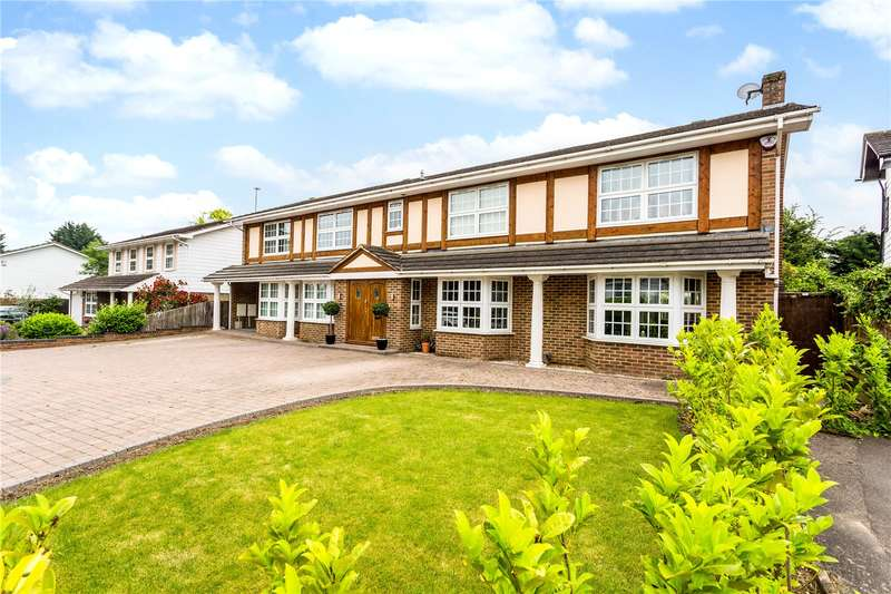 6 Bedrooms Detached House for sale in Brudenell, Windsor, Berkshire, SL4