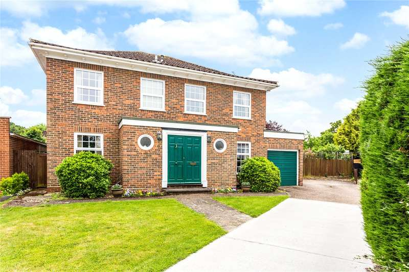 5 Bedrooms Detached House for sale in Harrington Close, Windsor, Berkshire, SL4