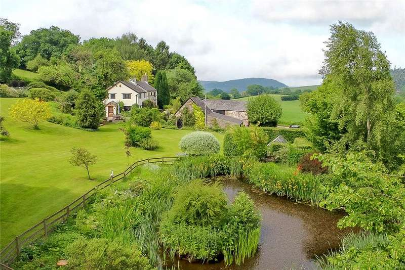 5 Bedrooms Unique Property for sale in Hope Mansell, Ross-on-wye, Herefordshire, HR9
