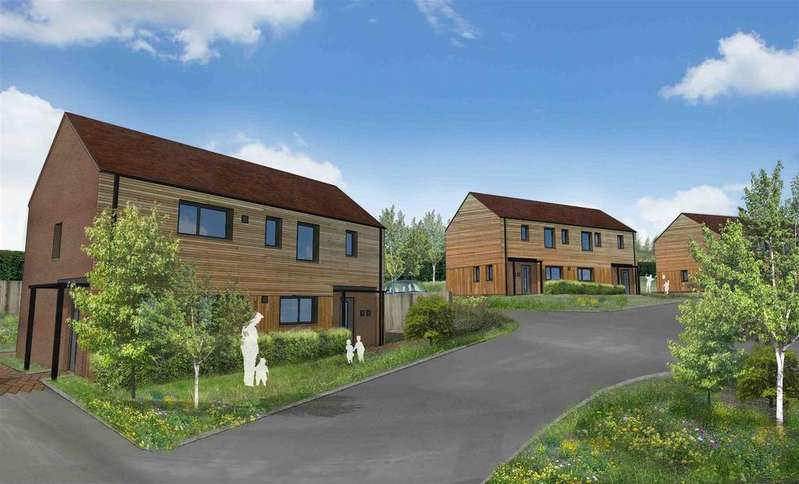 3 Bedrooms Semi Detached House for sale in Callaughtons Ash, Callaughton, Much Wenlock