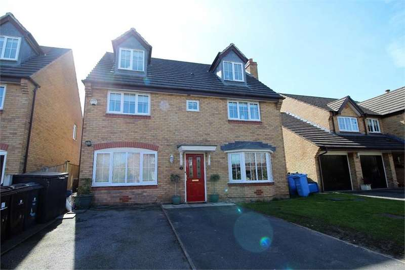 5 Bedrooms Detached House for sale in Clough Road, Halewood Village, LIVERPOOL, Merseyside