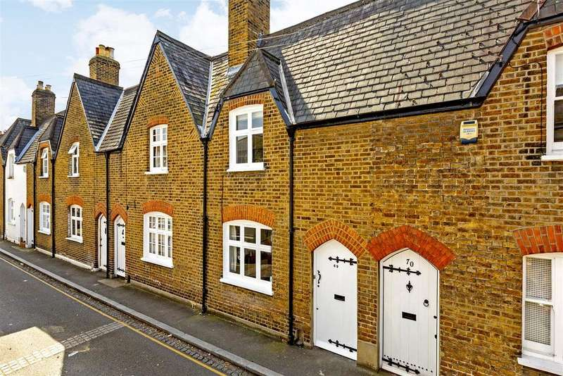 3 Bedrooms Terraced House for sale in Denmark Road, Wimbledon
