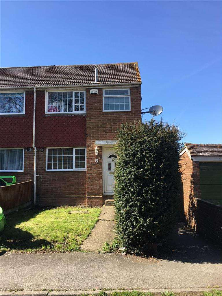 2 Bedrooms End Of Terrace House for sale in Watsons Hill, Sittingbourne