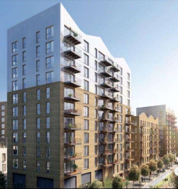 3 Bedrooms Apartment Flat for sale in x Evelyn Street, Deptford, SE8
