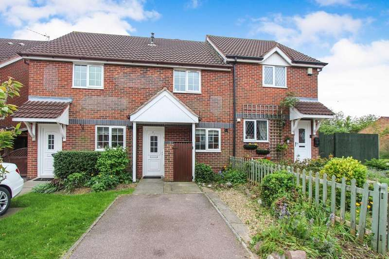 2 Bedrooms Town House for sale in Belfry Drive, Leicester, LE3