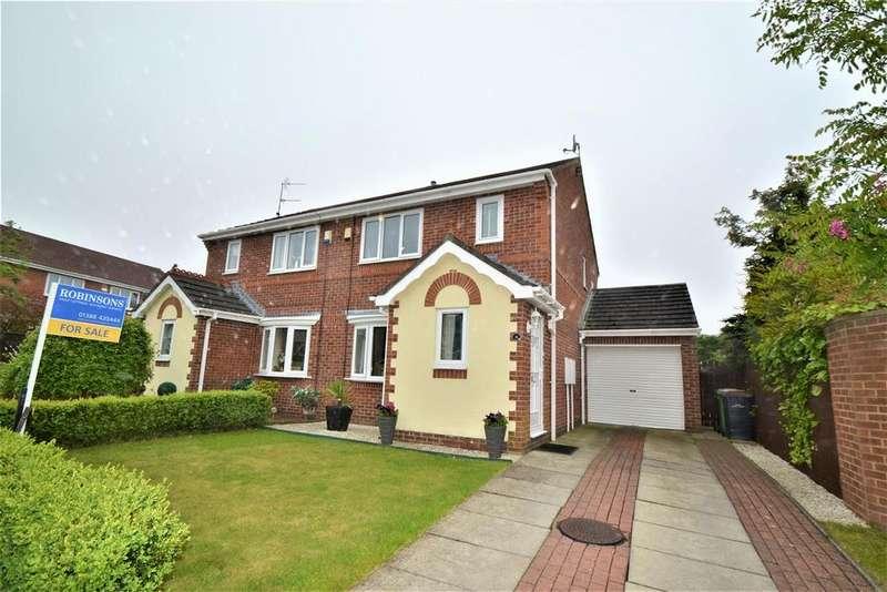 3 Bedrooms House for sale in Meadow Green, Spennymoor