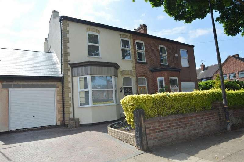 4 Bedrooms Semi Detached House for sale in Victoria Drive, SALE, Cheshire