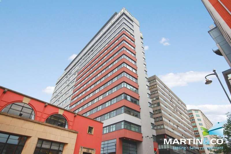 2 Bedrooms Apartment Flat for sale in Brindley House, Newhall Street, Birmingham, B3