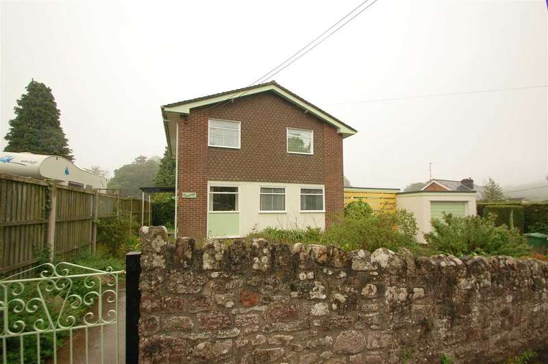 3 Bedrooms Detached House for sale in STAUNTON, COLEFORD