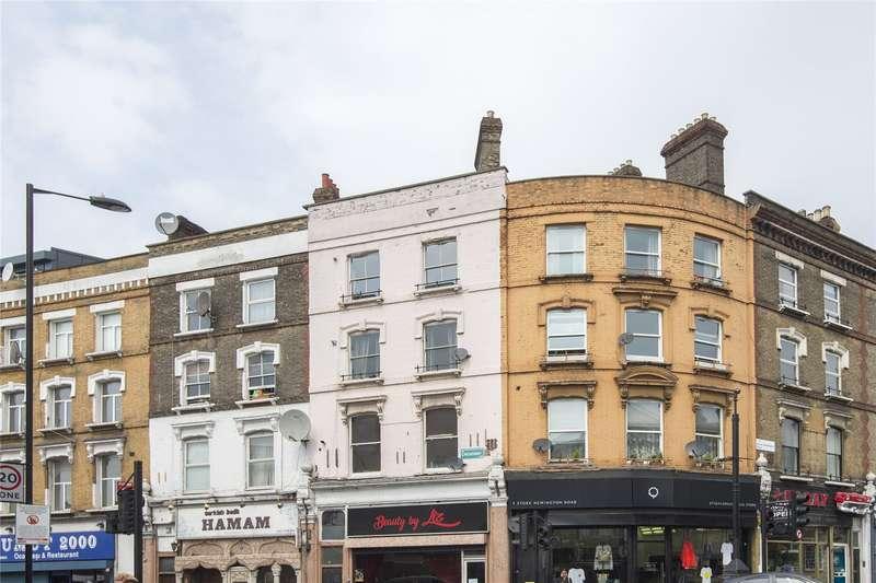 1 Bedroom Flat for sale in Crossway, London, N16