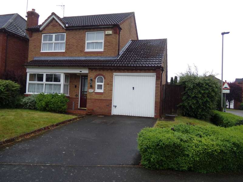 3 Bedrooms Detached House for sale in Crofters Drive, Scraptoft LE5 2FH