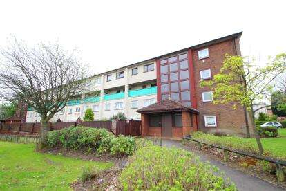2 Bedrooms Maisonette Flat for sale in Canmore Road, Glenrothes