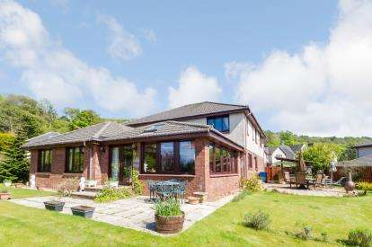 5 Bedrooms Detached House for sale in Trigoni Court, Largs