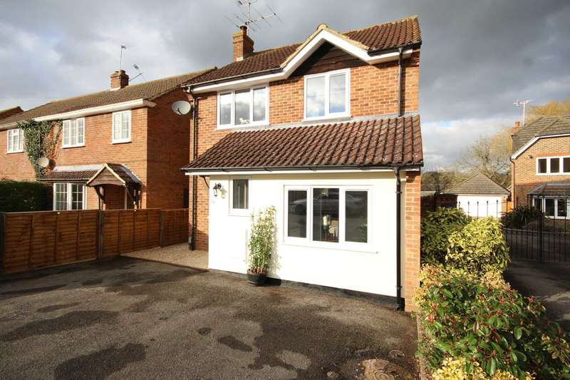 3 Bedrooms Detached House for sale in Brooke Place, Binfield