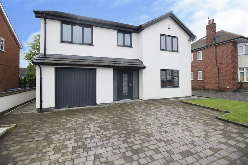 5 Bedrooms Detached House for sale in Beech Avenue, Sandiacre