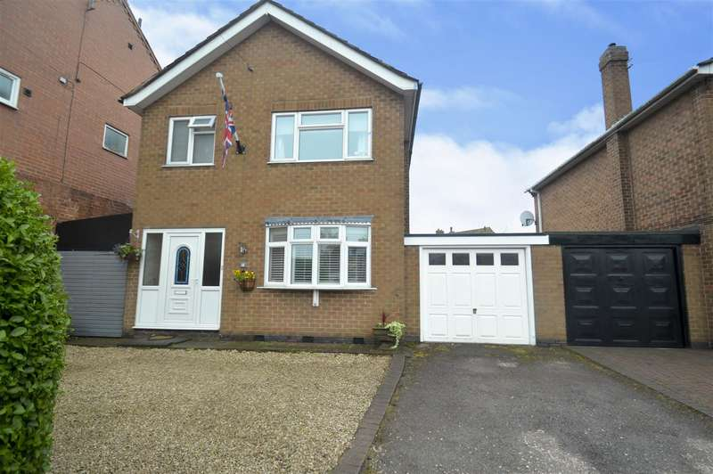 3 Bedrooms Detached House for sale in Station Road, Draycott