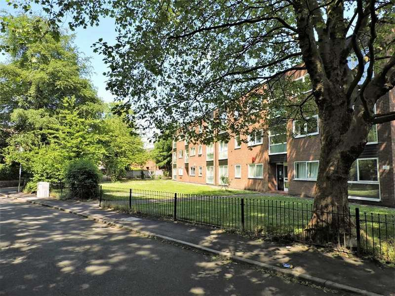1 Bedroom Flat for sale in Central Avenue, Manchester