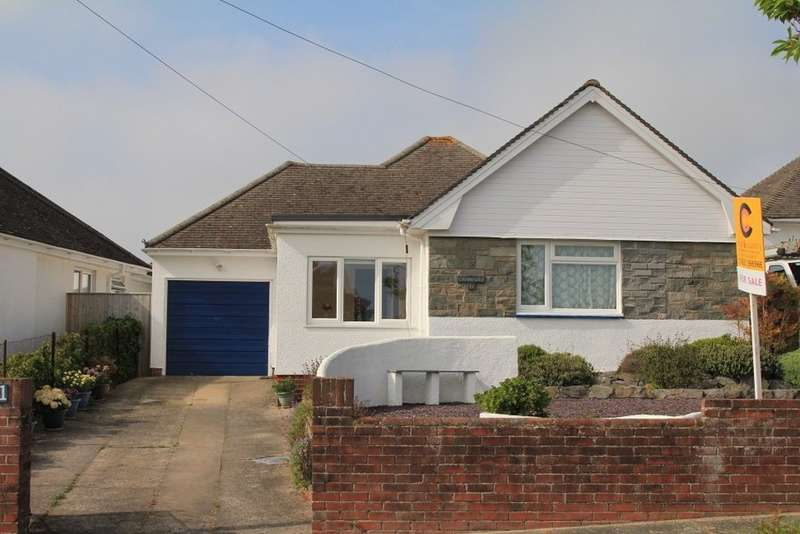 4 Bedrooms Detached Bungalow for sale in Ridgeway Road, Newton Abbot