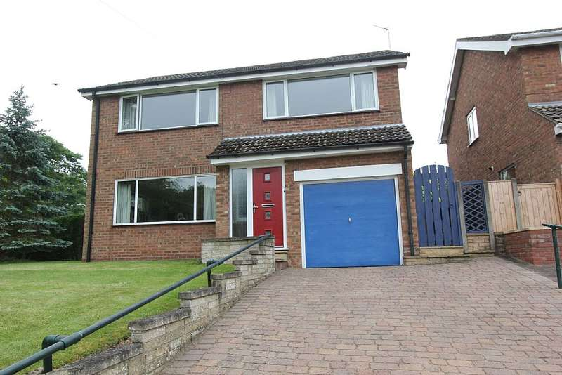 5 Bedrooms Detached House for sale in Martin Close, Heighington, Lincoln, Lincolnshire, LN4 1RL