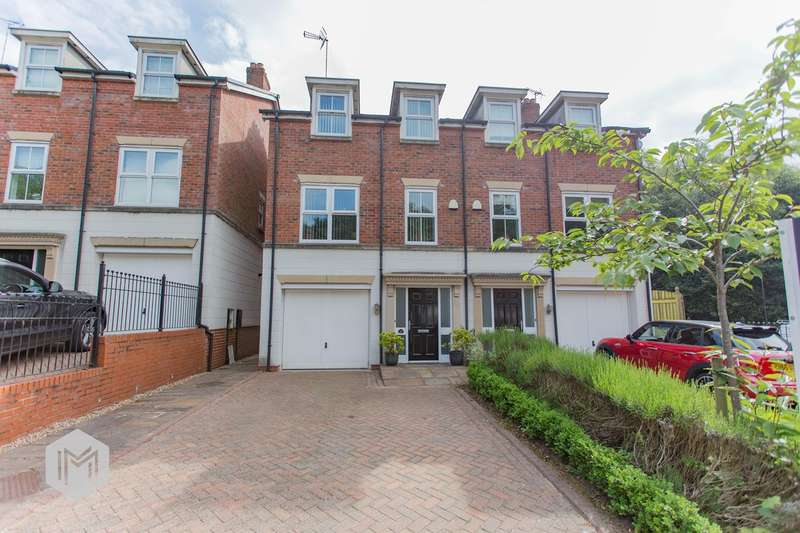 4 Bedrooms Semi Detached House for sale in The Coppice, Worsley, Manchester, M28
