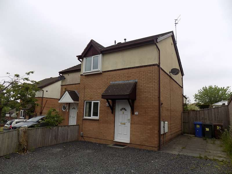 2 Bedrooms Semi Detached House for sale in The Elms, Clayton-le-Woods, Chorley, PR6