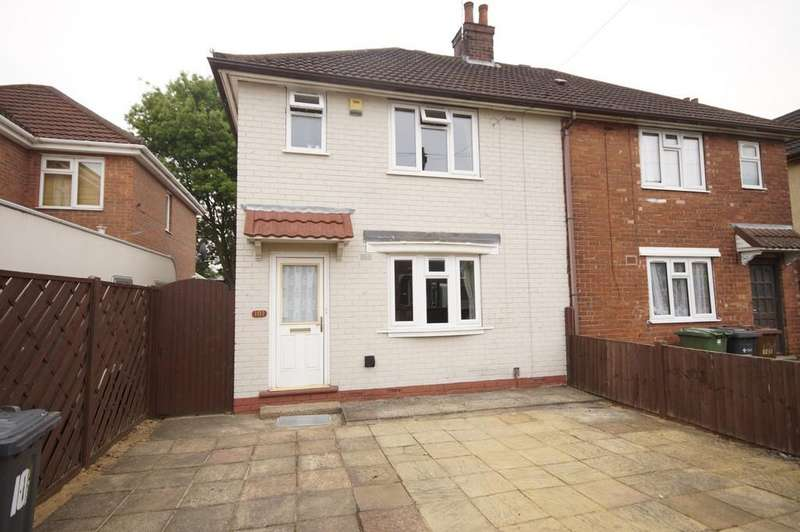 3 Bedrooms Semi Detached House for sale in Tower Crescent, Lincoln