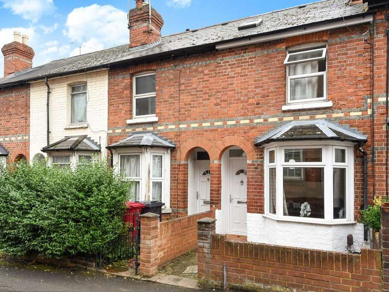 3 Bedrooms Terraced House for sale in Blenheim Gardens, Reading, RG1