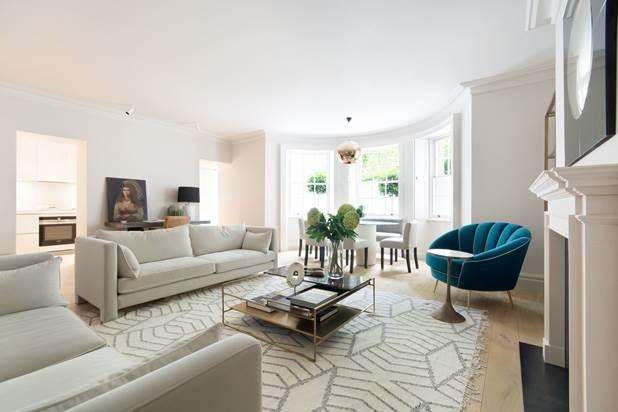 2 Bedrooms Flat for sale in Kensington Park Gardens, London, W11