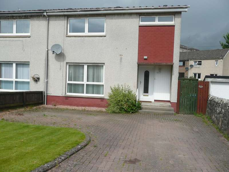 3 Bedrooms Semi Detached House for sale in Constable Acre, Cupar KY15
