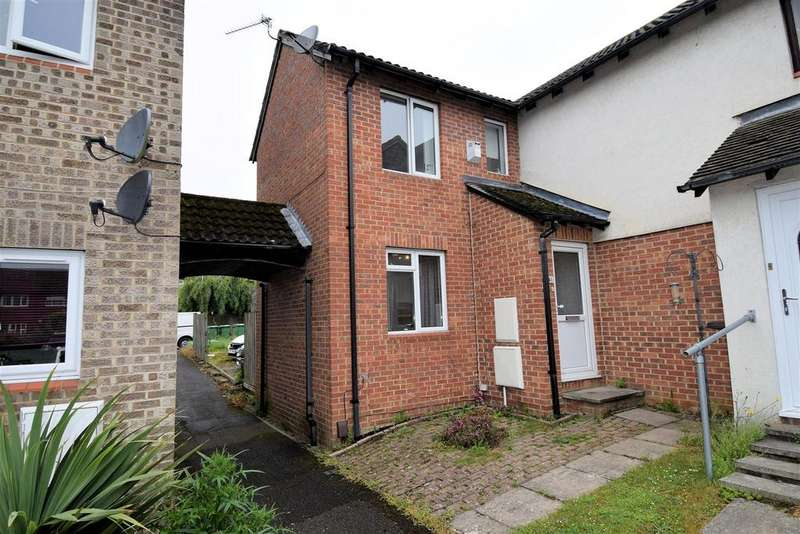 2 Bedrooms End Of Terrace House for sale in Willow Tree Glade, Calcot, Reading