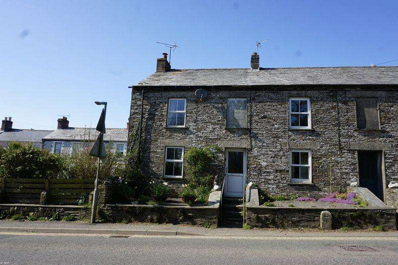 2 Bedrooms Semi Detached House for sale in Victoria Road, Camelford