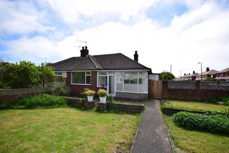 2 Bedrooms Bungalow for sale in Blackpool Road North, Lytham St Annes, FY8