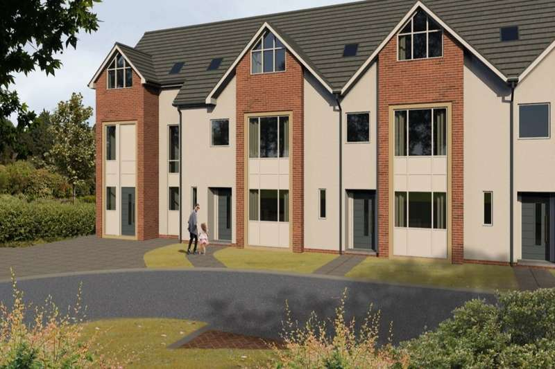 3 Bedrooms Terraced House for sale in Lark Hill Court, St. Helens, WA9