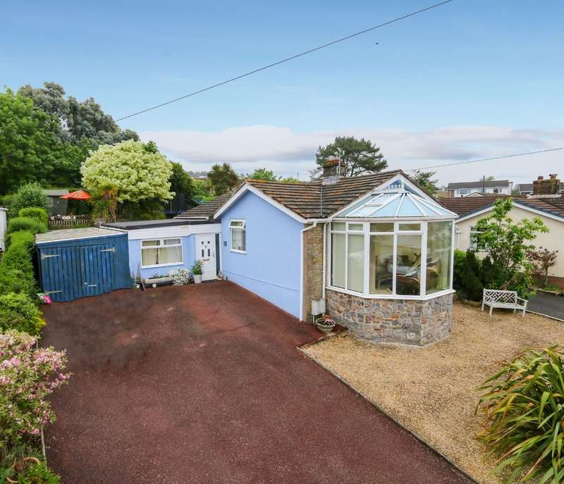 3 Bedrooms Detached Bungalow for sale in Hazeldown Road, Teignmouth