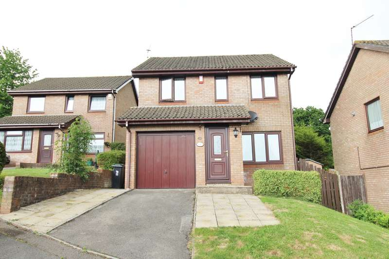3 Bedrooms Detached House for sale in Kier Hardie Drive, Newport, NP19